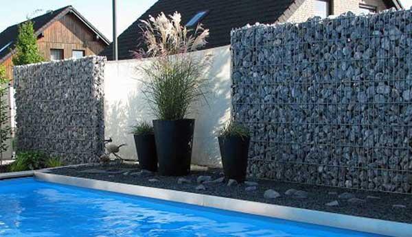 Gartenzäune und Sichtschutz